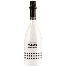 9,5 cold wine brut - šumivé víno so zníženým obsahom alkoholu, 0,75 L