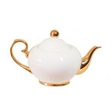 Čajník malý biely