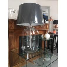 Lampa Misool - číre sklo