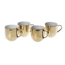 Zlaté hrnčeky na čaj